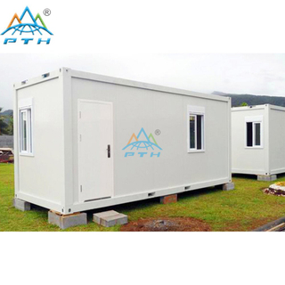 Movable Mobile Office Container /Luxury Modular Home