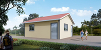 Only Three Days To Build A Complete House? !---PC MODULAR HOUSE SOLUTION