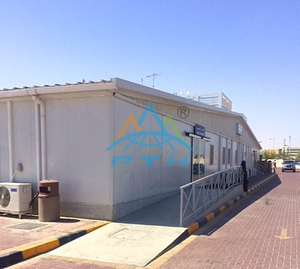 Mobile Container Hospital Camps in Bahrain
